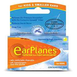 EarPlanes Children's Ear Plugs