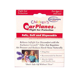 EarPlanes for Kids Airplane Earplugs